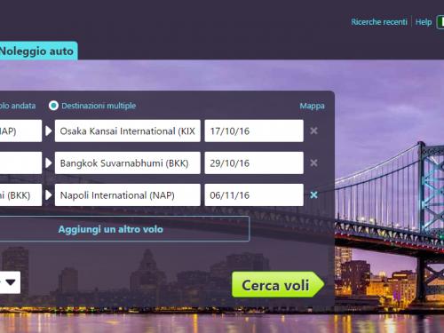 Consigli per prenotare da soli un viaggio oltreoceano