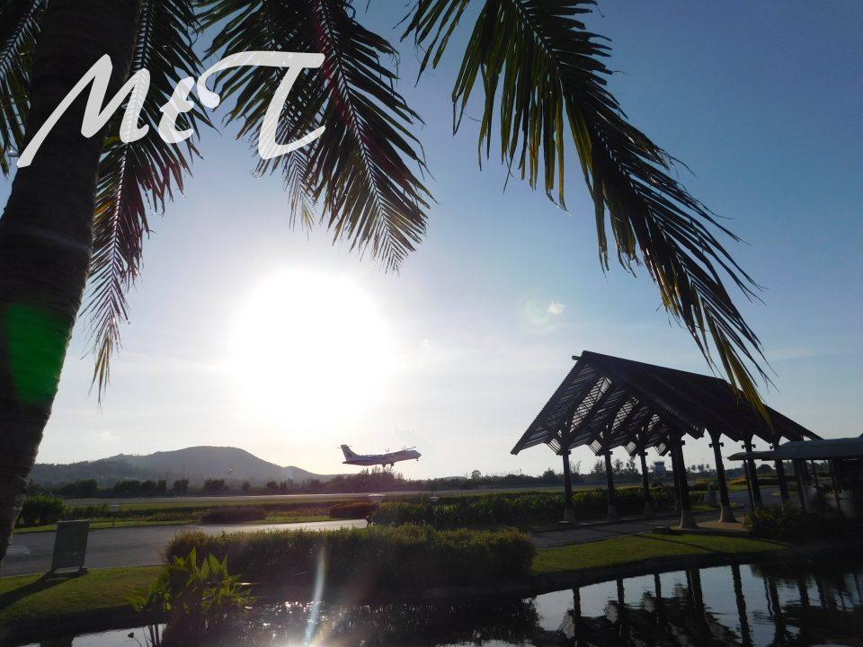 L'aereoporto di Koh Samui è unico nel suo genere!