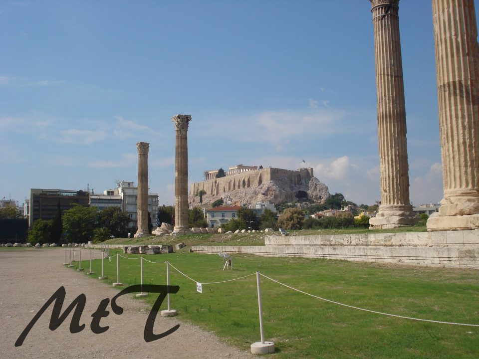 Ogni angolo di Atene stupisce...